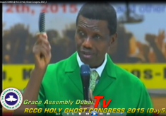 Enock Adeboye, The RCCG And Make-Believe Miracles
