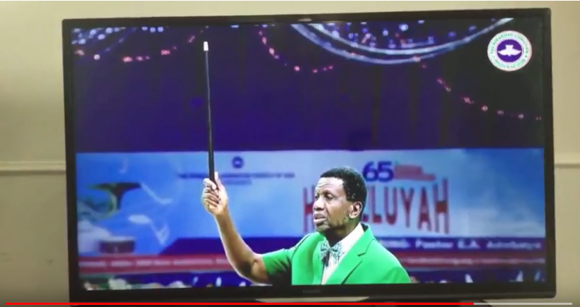 The RCCG: Pastor Adeboye and His Miracle Stick