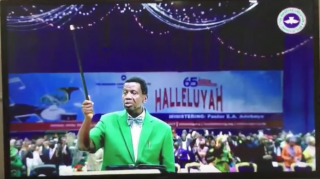 Pastor Adeboye Reveals The Source Of His Counterfeit Miracles In The Church: The Rod