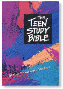The Teen Study Bible: The Devil Likes Them Served To Him Young