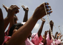 Church History: Buddhist Prayer Beads