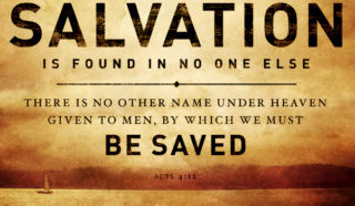 Saving Faith: The Just For The Unjust