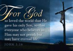 The Infinite Love Of Christ