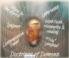 These Are All Doctrines of Demons: No matter Who Preaches Them