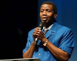 Pastor Enoch Adeboye 1