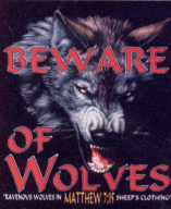Beware of Wolves