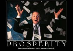THE PROSPERITY GOSPEL:  THE TRUE ORIGINS