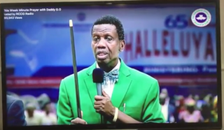 Pastor Adeboye Reveals The Source Of His Prophecies: This Time It Is The Rod