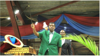 Pastor Adeboye Shows His Hand: Behold Ye Your god!