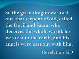 The Grand Deception: Revelation 12 vs 9